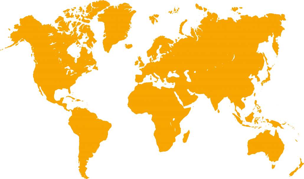 Vonk Offices on World map